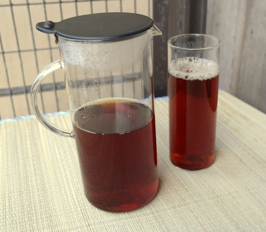 Adagio Iced Tea Pitcher and Glasses
