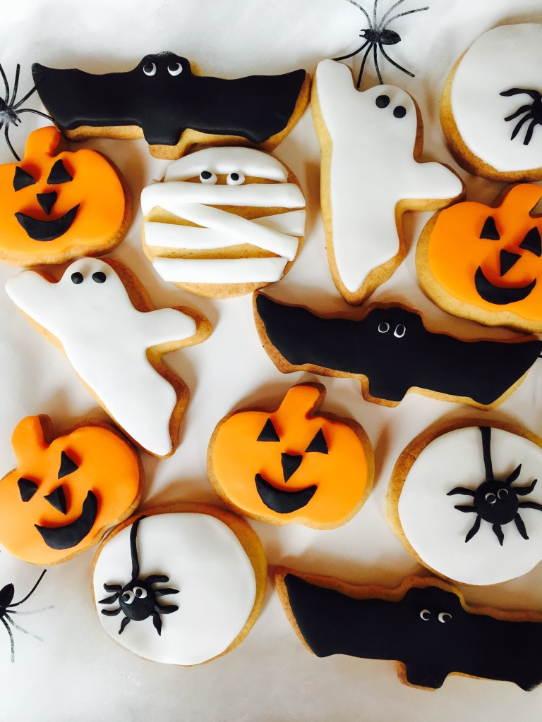 McKinney's Halloween Biscuits