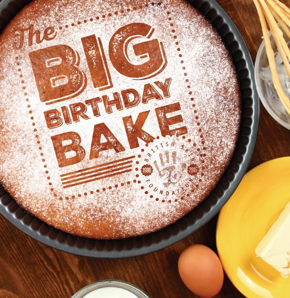British Skin Foundation Big Birthday Bake Fundraiser