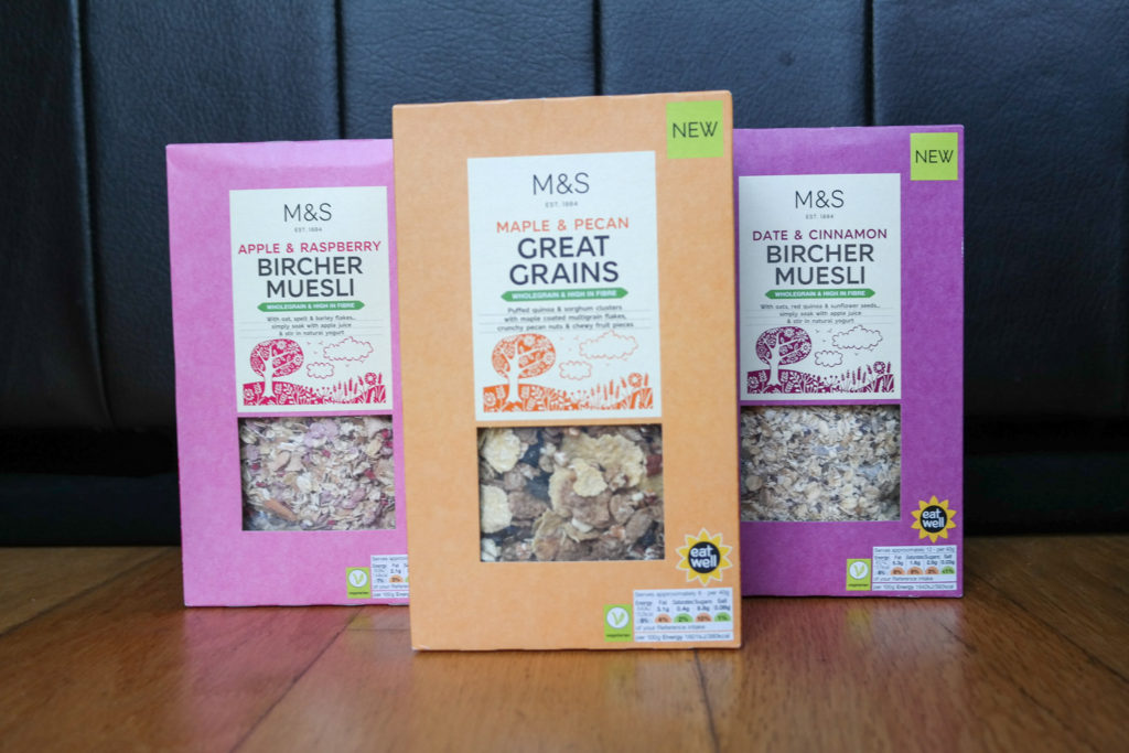 Start your day right with Marks and Spencers Breakfasts