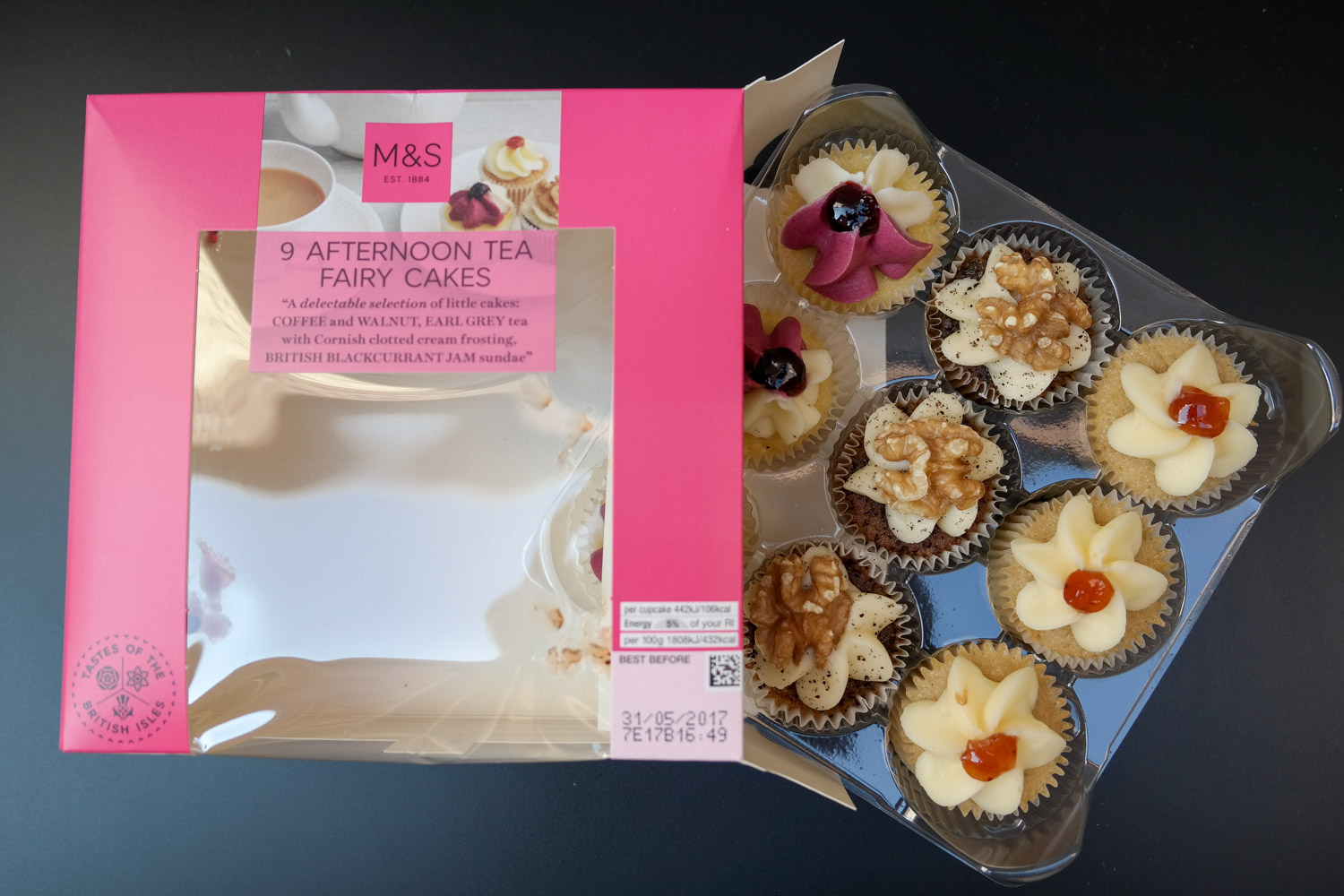 Spirit Of Summer Range From Marks And Spencer Bakingbar