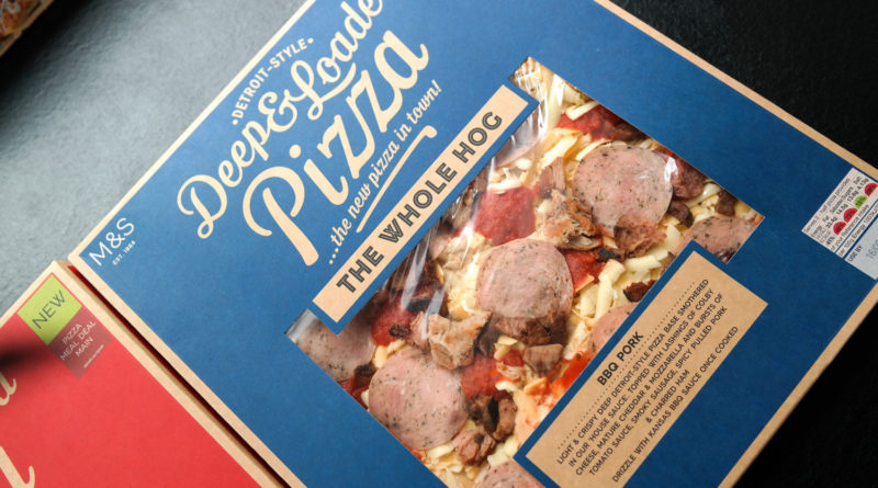 Pizza Pizza Read All About It New Deep Filled Pizzas From